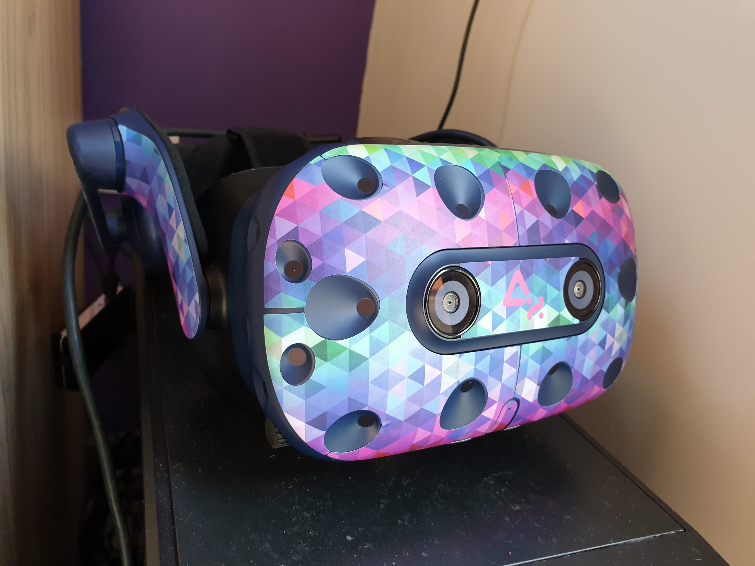 We need more colour in the VR world